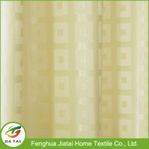 Jacquard Fabric Blackout Curtain Hotel Bath Shower Curtain pictures & photos