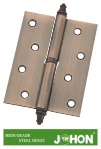 "Steel or Iron Door Hardware Furniture Spring Hinge (3""X2.5"" Straight Corner hardware) pictures & photos"