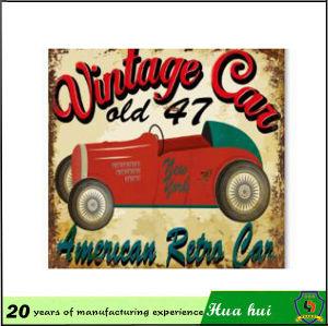Customized Wholesale Vintage Tin Sign, Bar Metal Plates C22 pictures & photos