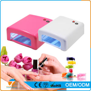 Professional Fast Drying Ce Certified Mini 36W UV Nail Lamp pictures & photos