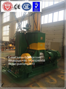Electric Heating Rubber Kneader with Ce, SGS, and ISO9001 Certificates pictures & photos