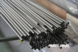 S30403 Precision Seamless Stainless Steel Hydraulic Line Tubing pictures & photos