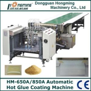 Hm-650A Hot Glue Coating Machine (HM-650A/HM-850A)