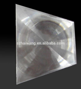 Large Acrylic Fresnel Lens for Solar Panel in Green Energy pictures & photos