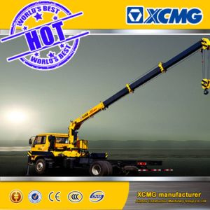Foton XCMG 6.3ton Telescoping Boom Truck Mounted Crane pictures & photos