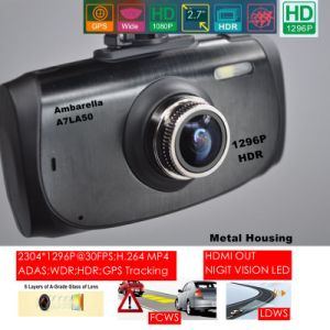 "Hot Metal Housing 2.7""Car Black Box Digital Video Recorder with Night Vision, G-Sensor, Full HD 1080P Car Camera DVR, Dashboard DVR, HDMI out, 170degree View pictures & photos"