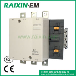 Raixin Cjx2-F185 AC Contactor 3p AC-3 380V 90kw Magnetic Contactor pictures & photos