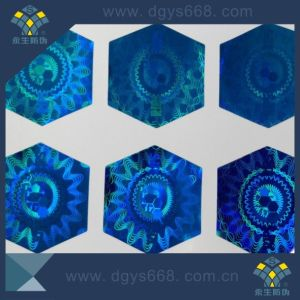 Hot Selling Colorful 3D Laser Hologram Sticker pictures & photos