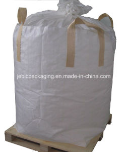 Flexible Intermediate Bulk Containers FIBC Big Bag 1 Ton with Four Floop pictures & photos