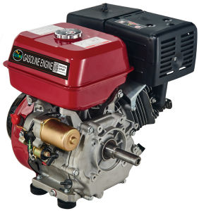 15HP Air-Cooled Electric or Recoil Start Ohv Gasoline Engine pictures & photos