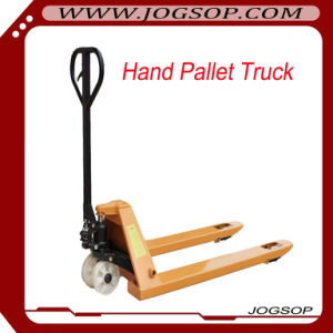 China Manufacturer of 2.5t Manual Hand Pallet Truck pictures & photos