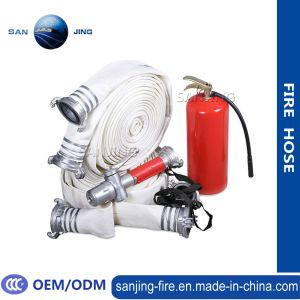 Sanjing PVC Lining Hose for Fire Fighting pictures & photos