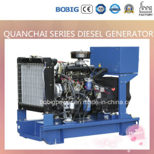 30kw Silent Diesel Generator Powered by Quanchai Engine pictures & photos