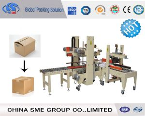 Semi-Auto Case Sealing Line Packaging Machine pictures & photos