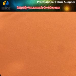Polyester Elastance Fabric in Stock, Polyester Elastic Woven Fabric (R0161) pictures & photos