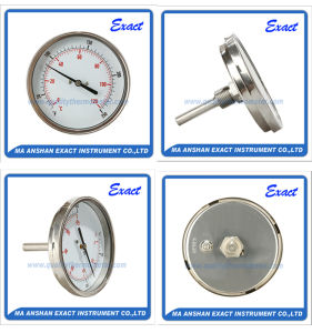 Stainless Steel Thermometer-Bimetal Thermometer-Temperature Gauge pictures & photos