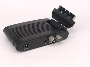 DVB T2 H. 265 Box, Sunplus 1505b for European Countries pictures & photos