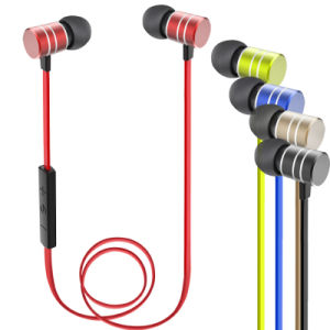 Wireless Bluetooth Earphone with Magetic Attraction (RBT-691E) pictures & photos