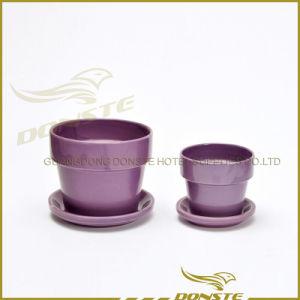 Hand-Carved New Design Ceramic Garden Flowerpot pictures & photos