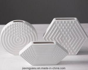 Ceramic Flower Vase for Home Decoration pictures & photos