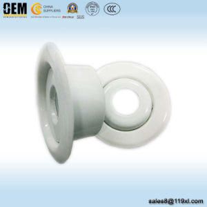 White Color Sprinkler Rosette Plate pictures & photos