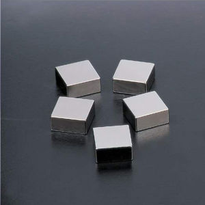 Custom Size Super Strong Permanent NdFeB Neodymium Block Magnet
