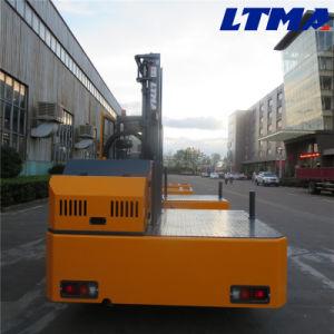 Small Forklift Truck 3 Ton Diesel Side Loader Forklift pictures & photos