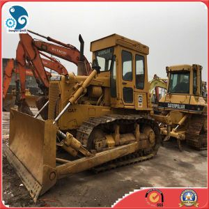 Used Caterpillar D6d Crawler Hydraulic Bulldozer with Ripper pictures & photos