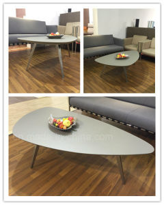Office Tea Table with Stainless Steel Leg (CT28) pictures & photos