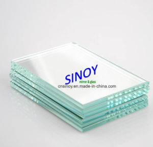 3mm Thick Waterproof High Performance Float Glass Silver Coated Mirror Glass for Bathroom or Furniture Use pictures & photos
