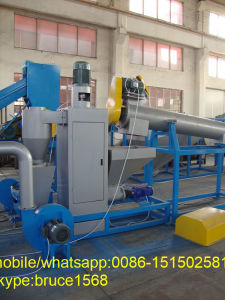 Pet Recycling Machine for Waste Pet Bottles pictures & photos