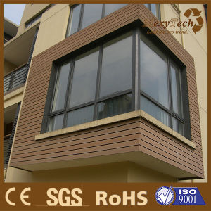 Foshan Manufactuer, Composite Wall Cladding/WPC Siding Cladding pictures & photos