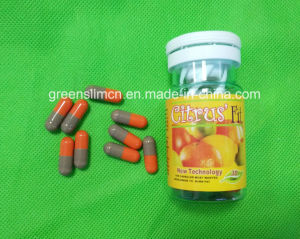 Citrus Fit Orange Grey Slimming Diet Pills Weightloss Slimming Capsule pictures & photos