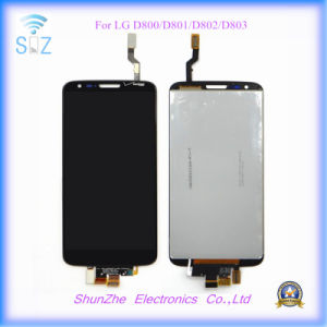 Mobile Phone LCD Touch Screen Display Assembly for LG D801 pictures & photos
