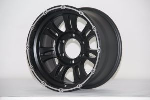16*8.5 Car Alloy Wheels Aluminum Wheels Auto Parts After Market Wheels Racing Wheels Automotives pictures & photos