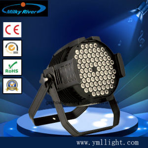 84PCS 3W RGBW LED PAR Light pictures & photos