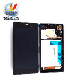 Generic for Sony Xperia Z3 D6603 LCD Display Touch Screen Digitizer Replace Black New pictures & photos
