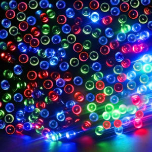50m 500LEDs/String Solar Powered LED Fairy String Light for Holiday Decoration pictures & photos