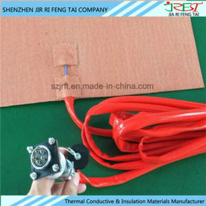 UL Manufacture Silicone with Rubber Heating Film pictures & photos