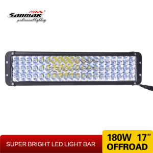 17′′ 180W Spot Beam LED Light Bar for Truck Offroad pictures & photos