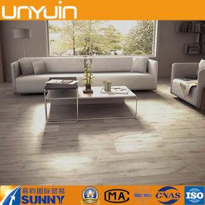 Indoor Wood Grain PVC Flooring / PVC Vinyl Tile