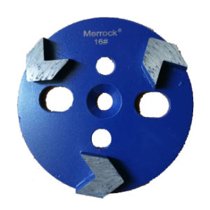 16# Diamond Grinding Blade Hard Concrete Grinding Shoe for Concrete pictures & photos