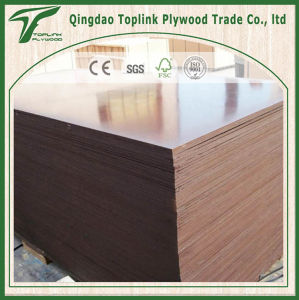 Linyi Black/Brown Waterproof Film Faced/ Marine/Concrete/ Shuttering/Plywood for Construction pictures & photos