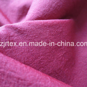 380t Crinkle Nylon Taffeta Fabric for Down Jacket Waterproof Fabric pictures & photos