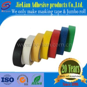 for DIY and Home Painting Industry Application with Multiply Colors Masking Tape with Free Sample From China Supplier Jla Tape pictures & photos