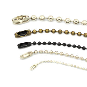 Fashion Metal Beaded Ball Chain pictures & photos