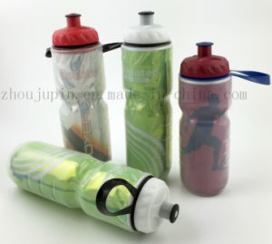 OEM PE Tinfoil Double Layer Cycling Sport Water Vacuum Bottle pictures & photos