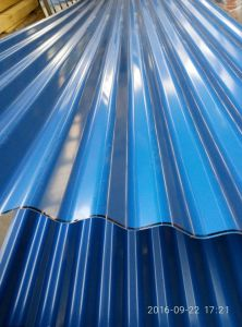 Metal Roofing Steel Sheet Galvanized Colour Coated Steel Plate pictures & photos