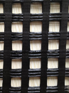 Polyester Geogrid for Soil Reinforcement pictures & photos