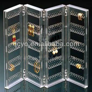 Luxury Design Acrylic Jewelry Display Stands, New Arrival Popular Bottle Acrylic Display pictures & photos